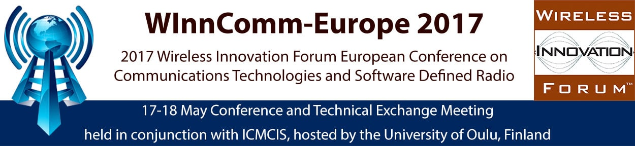 Feron Technologies participates in Wireless Innovation Forum European Summit 2017